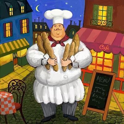 Bread Chef Master