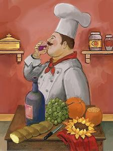 Wine Chef Master by Frank Harris
