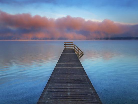 frank-krahmer-boat-ramp-and-fog-bench-bavaria-germany