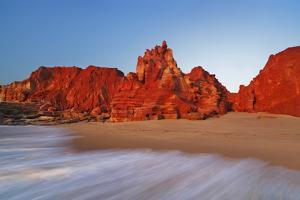 Cliff Landscape at Cape Leveque by Frank Krahmer