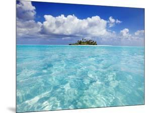 South Male Atoll in the Maldives by Frank Krahmer