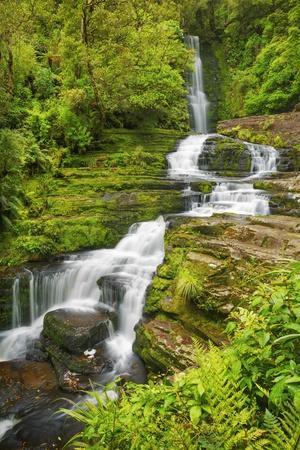 Waterfall Mclean Falls