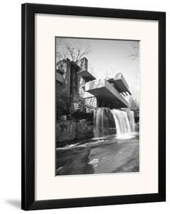 Frank Lloyd Wright, Falling Water