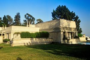 "Frank Lloyd Wright's ""Hollyhock House"", Los Angeles, California"
