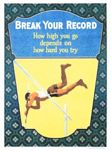 Break Your Record by Frank Mather Beatty