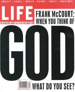 Frank McCourt: When You Think of God What Do You See?, December 1, 1998