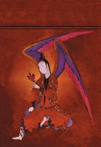 An Angel of Islam by Frank Mcintosh