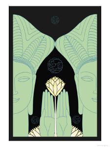 Jade Goddess Images by Frank Mcintosh
