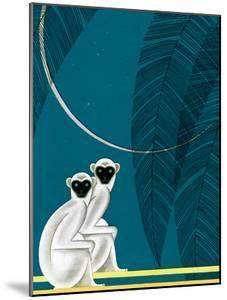 Two Monkeys by Frank Mcintosh