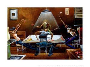 Spades by Frank Morrison