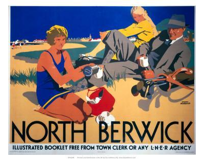 North Berwick, LNER, c.1923