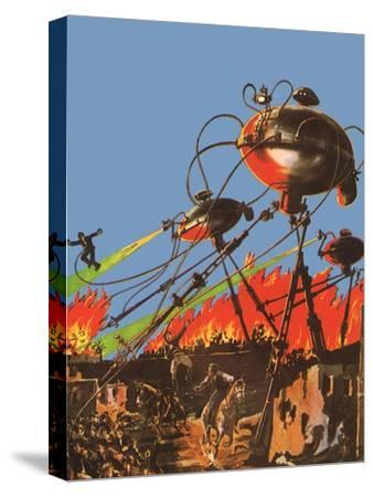 Sci Fi - War of the Worlds, 1927