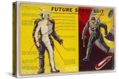 Space Suit as Foreseen in 1939