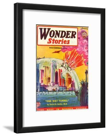 Wonder Stories, NY Dome
