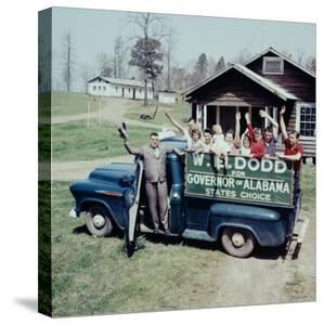 Alabama Politics: W.E. Dodd for Governor by Frank Scherschel