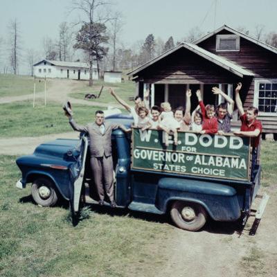 Alabama Politics: W.E. Dodd for Governor