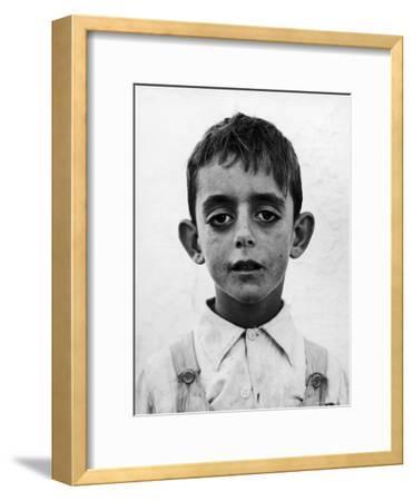 Portrait of a Spanish Boy