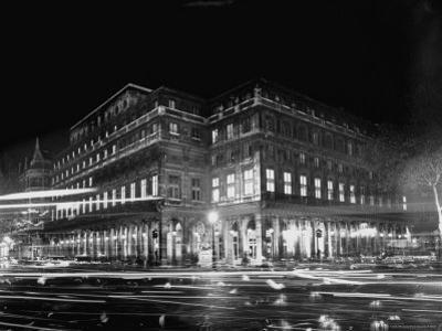 Salle Richelieu, Home of Comedie Francais Since 1799