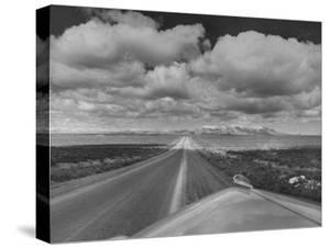 US Highway 20 Between Blackfoot and Arco by Frank Scherschel