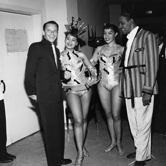 Frank Sinatra-Howard Morehead-Photographic Print