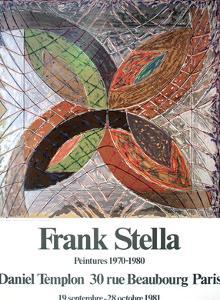 Polar Coordinates, Variant I by Frank Stella