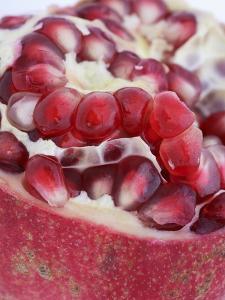 Half a Pomegranate by Frank Tschakert