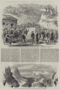 Garibaldi's March Through Calabria by Frank Vizetelly