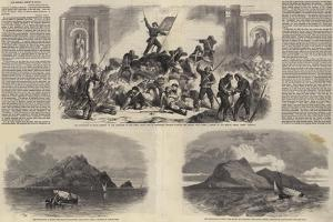 The Revolution in Sicily by Frank Vizetelly
