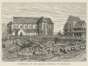 Consecration of the English Cathedral in Madagascar by Frank Watkins