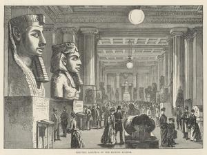 Electric Lighting of the British Museum by Frank Watkins