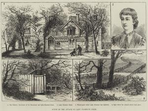 Scene of the Attack on Lady Florence Dixie by Frank Watkins