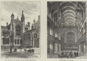 Sion College by Frank Watkins