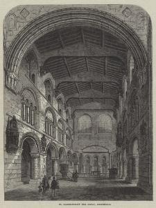 St Bartholomew the Great, Smithfield by Frank Watkins