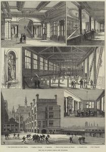 The City of London School New Buildings by Frank Watkins
