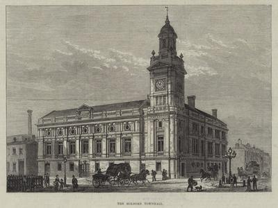 The Holborn Townhall