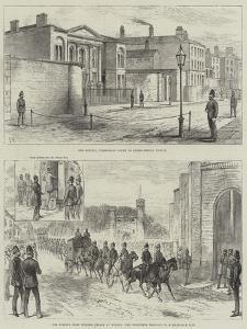 The Phoenix Park Murder Trials at Dublin by Frank Watkins