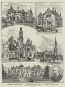 Trowbridge and its New Jubilee Townhall by Frank Watkins