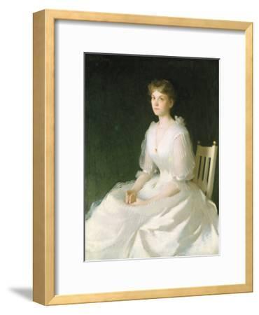 Portrait in White, 1889
