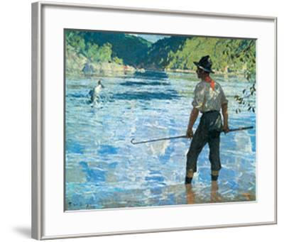 Salmon Fishing, 1927