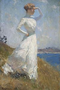 Sunlight, 1909 by Frank Weston Benson