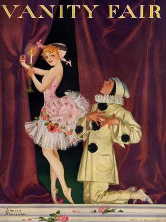 Vanity Fair Cover - June 1915