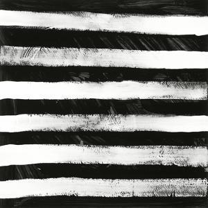 Black and White A by Franka Palek