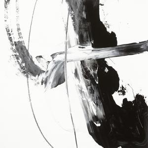 Black and White H by Franka Palek