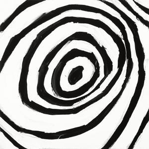 Black and White L by Franka Palek