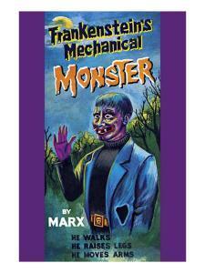 Frankenstein's Mechanical Monster