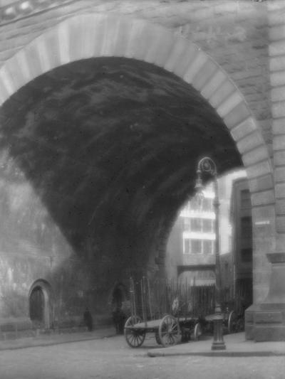 Frankfort Street, New York City, C.1903-10--Photographic Print