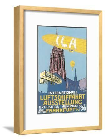 Frankfurt International Airshow, 1909