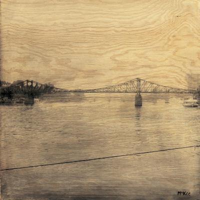 Frankfurt IV-Casey Mckee-Art Print