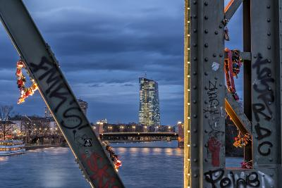 Frankfurt on the Main, Hesse-Bernd Wittelsbach-Photographic Print