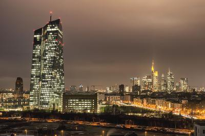 Frankfurt on the Main, Hessen, Europe-Bernd Wittelsbach-Photographic Print